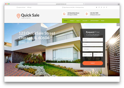 Build a real estate website in 40 hours