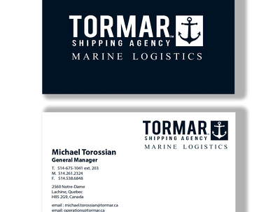 Do your old double sided business card with logo redesigns ai format