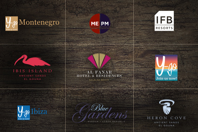 Design a logo and guidelines for your real estate business