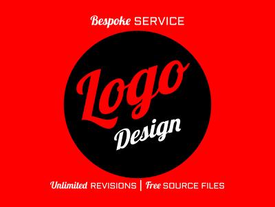 Bespoke Logo Design + Source Files