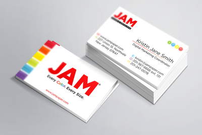 Design a business card, logo, email, social post, book cover