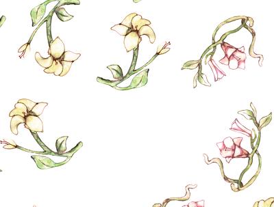 Create a flor.fem. vintage.artsy.abstract, .etc. pattern + high resolution