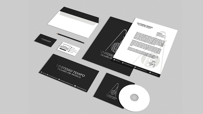 Design Stationery,  Business Card / Letterhead / Envelope / Folder