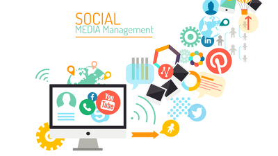 Completely manage and post on ALL social media pages for an individual / business