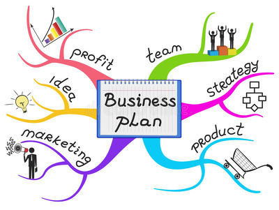 Research and write a business plan including sales forecasts in 5 days