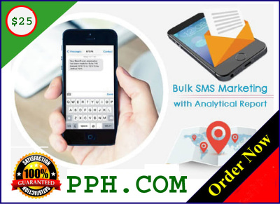 Send your targeted 500 Bulk SmS for your business