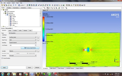 Do analysis based on FEA using Ansys