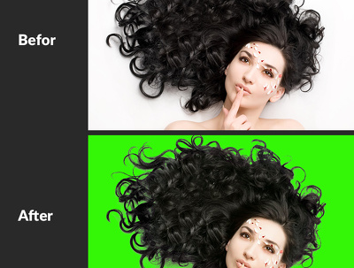 Do any kind of background remove & Photo adjustment
