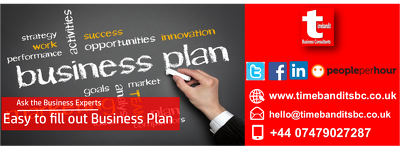 Provide you with a business plan or pitch deck template