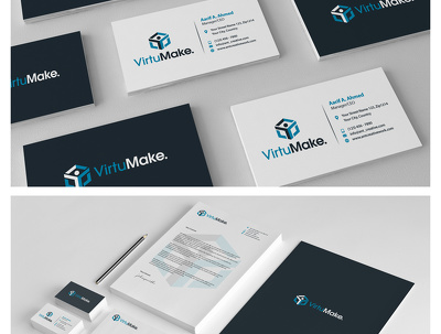 Design outstanding brand identity for your copmany