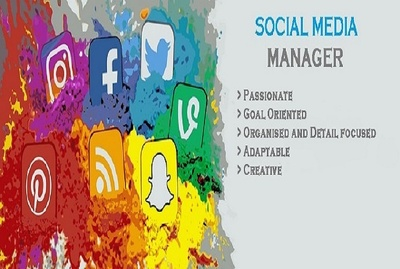 Be your Social Media Manager for 5 days.