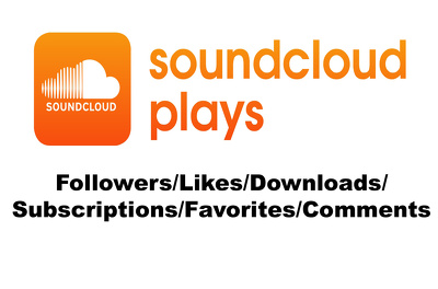 Play your Sound Cloud songs 5000 Times to increase the  your Song Reputation