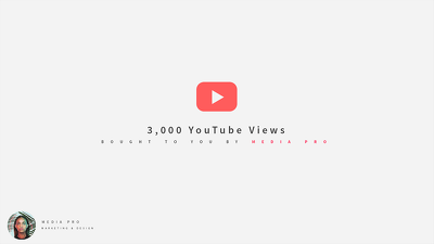 Add 3,000 High Retention YouTube Views - 100% Satisfaction