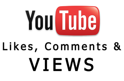 Provide 150+Youtube likes or 30+Youtube custom comments or 3000+ views