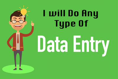 Making up to 250 data entry
