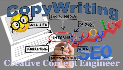 CopyWrite an article for your website or blog