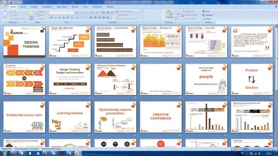 Build your PPT presentation - up to 30 slides (template design & content conversion)
