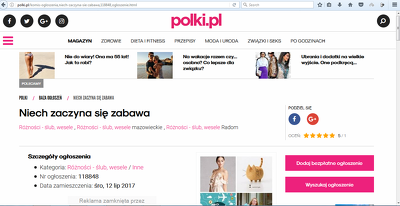 Add your guest post to top 30 polish women niche forums