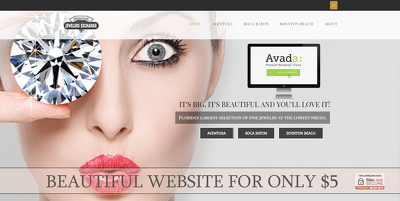 BEAUTIFUL AVADA WEBSITE, SUPER SECURE AND FAST LOADING