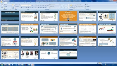 Design your PPT template