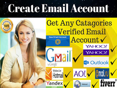 Email creation for you