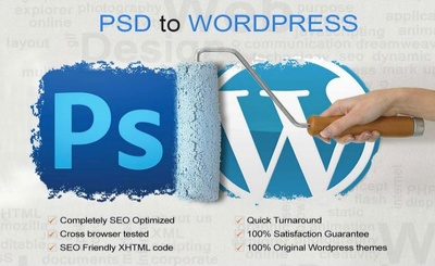 Convert Your PSD Into Pixel Perfect WordPress Theme
