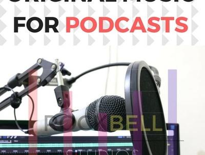 Create a custom podcast intro-outro