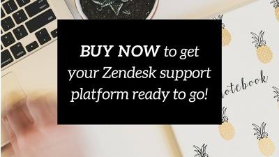 Set up your Zendesk support platform