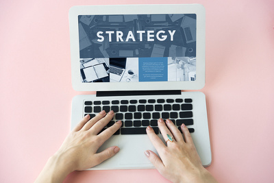 Research and  write a strategic marketing plan