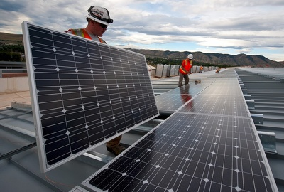 Write a well-researched 500 words blog post for a solar energy company