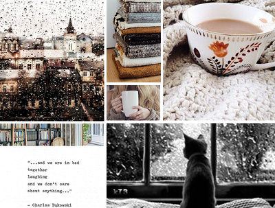 Design two mood boards for your brand or project