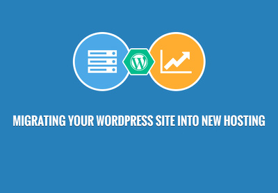 Migrate your wordpress website to new host or domain