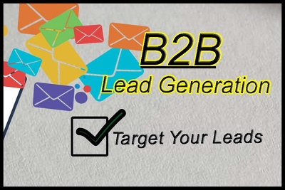 Lead Generation,150 internet Research for your targeted Business
