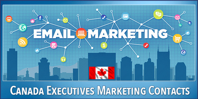 Give you 500+ Email b2b companies executive CEO/CFO database of canada