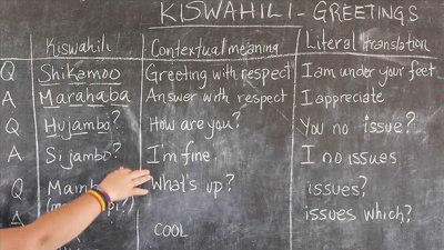 Translate English-Swahili documents 1000 words