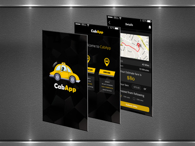 Develop Taxi website & Mobile App like Uber