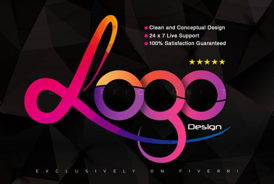 Design awesome & eye catching logo in 24 hrs
