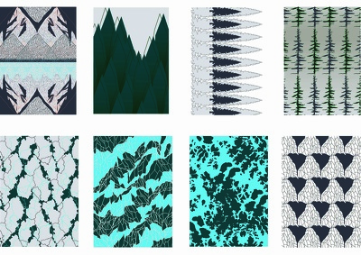Design prints for textile, fashion or stationery
