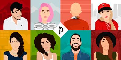 Design cool portraits