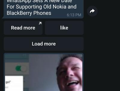 Build a chat bot for telegram, facebook, twitter and other major platforms