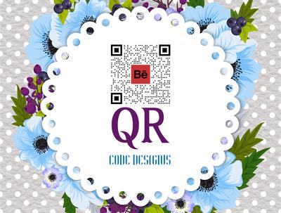 2 eye catching QR code designs