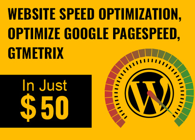 Website speed optimization, Optimize Google PageSpeed, GTmetrix