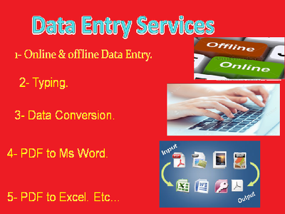 Do data conversion PDF to MS word. 30 pages.