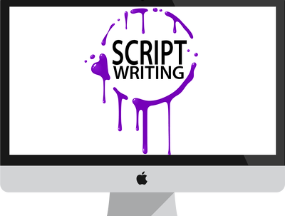 Write a Script (up to 350 Words)