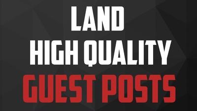 publish a guest post on issuu.com or github.com - DA95, TF83, CF71