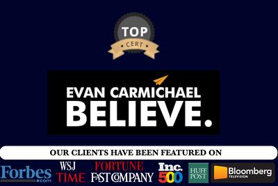 Publish a guest post on EvanCarmichael - EvanCarmichael.com - DA57, PA50