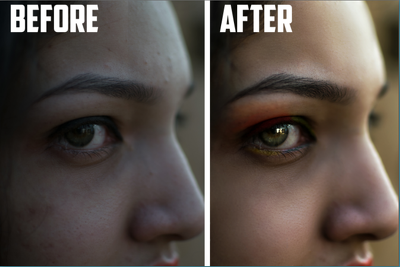 Retouch any kinds of photos for you (2 for 15)