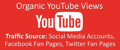 Drive Traffic to Any Youtube Video, Views By Social Media (Unlimited revisions)