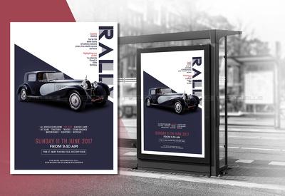 Design Creative & Unique Professional Flyer, Leaflet, Poster, Advertisement