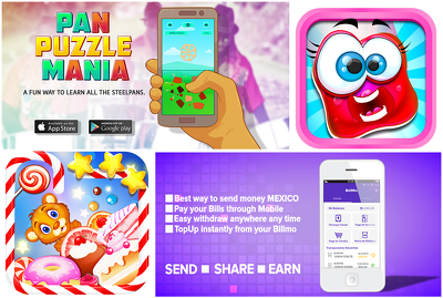 Design Professional Banner Ads For mobile Game Apps And Website